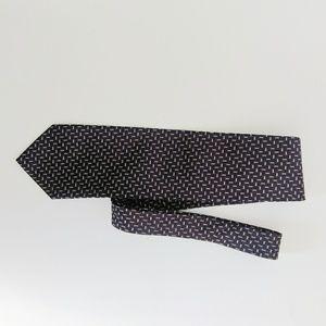"Jos. A. Bank 58"" Navy 100% Silk Necktie"